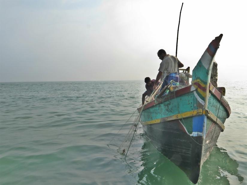 Artisanal Fishing Boat